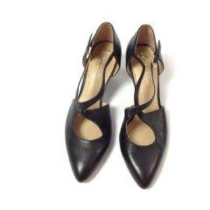 Naturaliser N5 Contour Stiletto Shoes Black Size 9